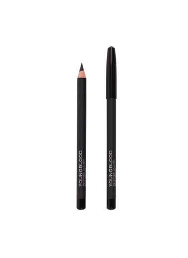 Young Blood YOUNGBLOOD Blackest Black Eyeliner Pencil (11202) Siyah